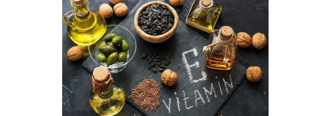 Витамин Е – как влияе на здравето?