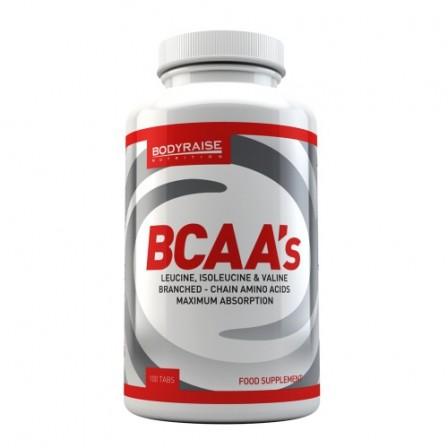 Bodyraise BCAA 1020 mg. 100 tabs.