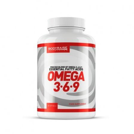 Bodyraise Omega 3-6-9 80 softgels