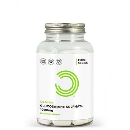 Bulk Powders Glucosamine Sulphate 1000 mg. 120 tabs.