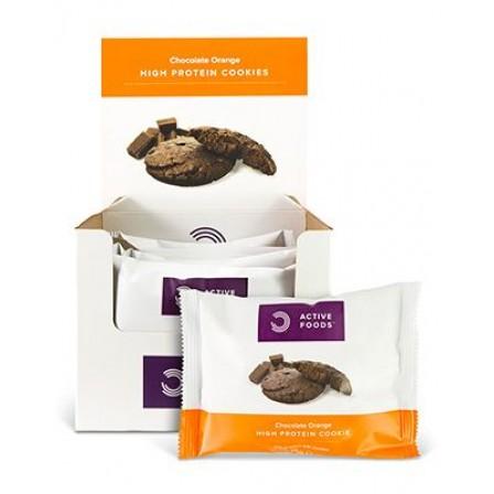 Bulk Powders High Protein Cookies 12x75 gr.