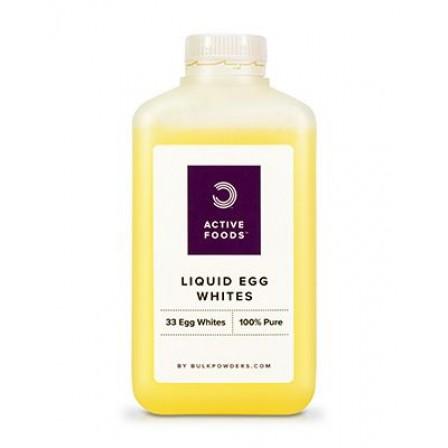 Bulk Powders Liquid Egg White 1000 ml. (33 белтъка)