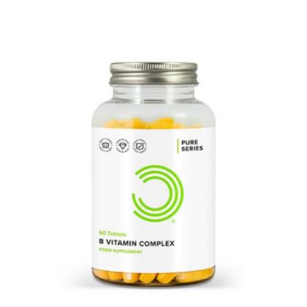 Bulk Powders Vitamin B Complex 180 tabs.