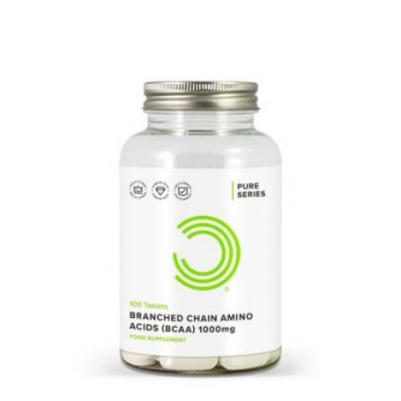 Bulk Powders BCAA 1000 mg. 250 tabs.