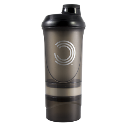 Bulk Powders Pro Series Storage Shaker 600 ml.