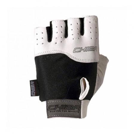 Chiba Power Gloves Black/White