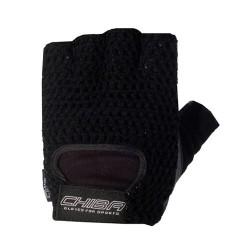 Chiba Athletic Gloves Black