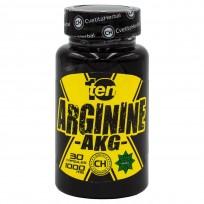 Cvetita Herbal 10/Ten Arginine AKG 30 caps.