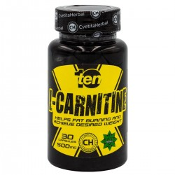 Cvetita Herbal 10/Ten L-Carnitine 30 caps.