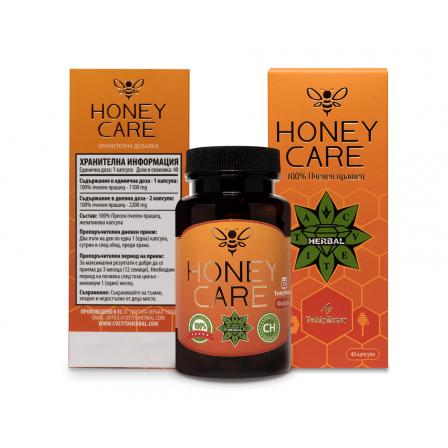 Cvetita Herbal Honey Care 40 caps.