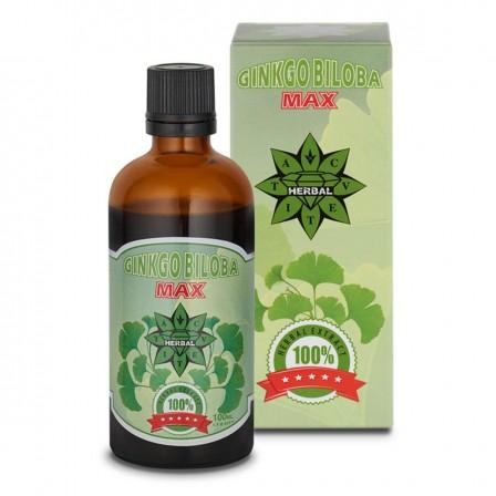 Cvetita Herbal Ginko Biloba Max 100 ml.