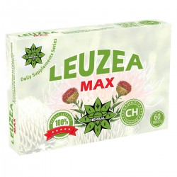 Cvetita Herbal Leuzea Max 60 tabs.