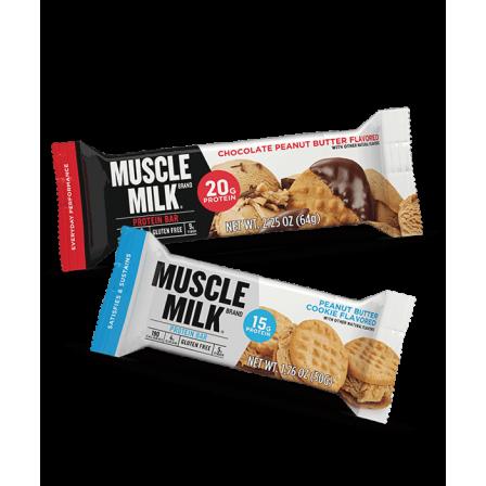 Cytosport Muscle Milk Bar 35 gr.