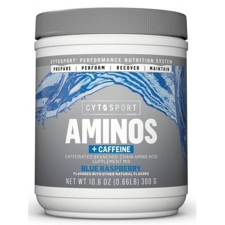 Cytosport Aminos + Caffeine 300 gr.