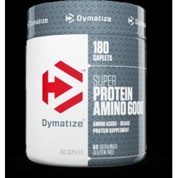 Dymatize Super Amino 6000 180 caps.