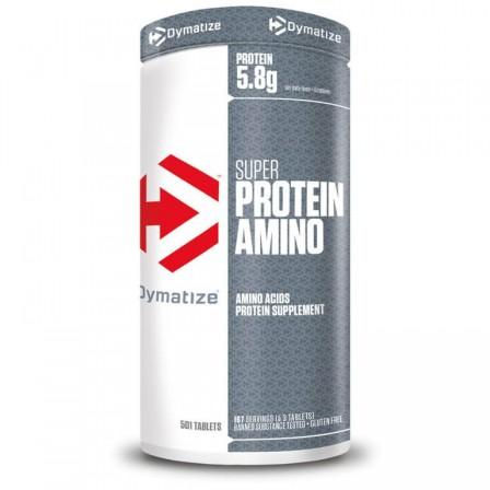 Dymatize Super Protein Amino 501 tabs.