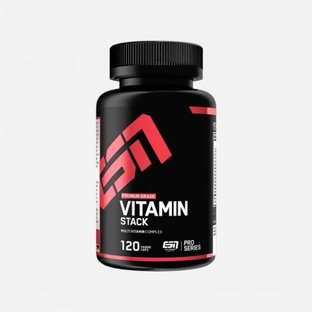 ESN Vitamin Stack 120 caps.