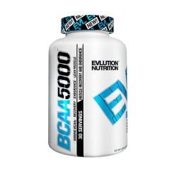 Evl Nutrition BCAA 5000 240 caps.