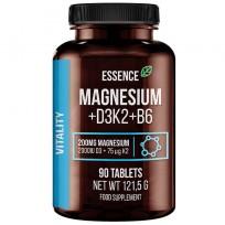 Essence Magnesium + D3, K2 + B6 90 tabs.