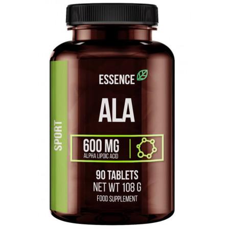 Essence Alpha Lipoic Acid Ala 90 tabs.