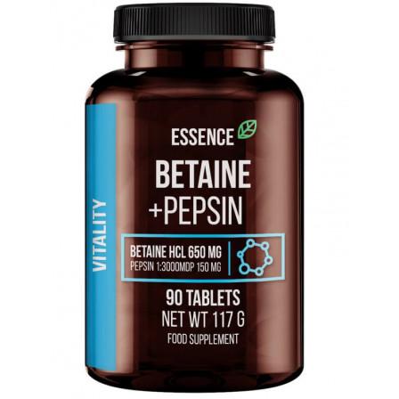 Essence Nutrition Betaine + Pepsin 90 tabs