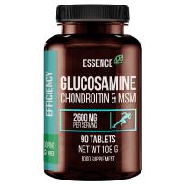 Essence Glucosamine Chondroitin & MSM 90 tabs.