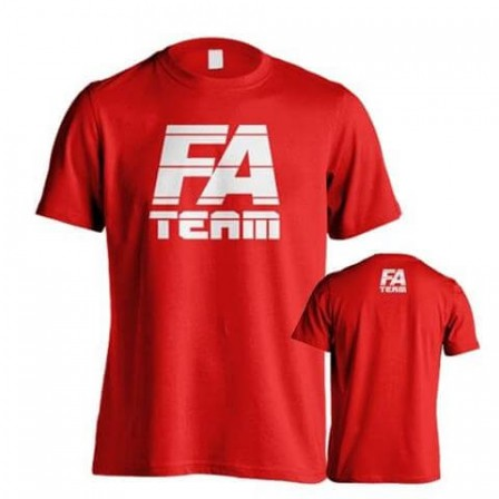 FA T-shirt Team Red