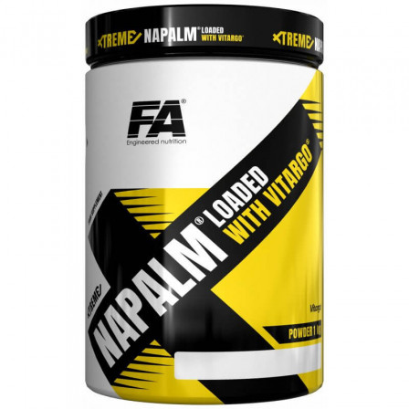 FA Nutrition Xtreme Napalm loaded with Vitargo 1000 gr.
