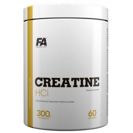 FA Nutrition Creatine HCL 300 gr. unflavoured