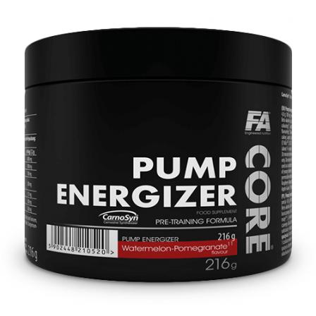 FA Nutrition Core Pump Energizer 216 gr.