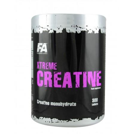 FA Nutrition Xtreme Creatine 300 tabs.