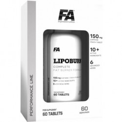 FA Nutrition Lipoburn 60 tabs.