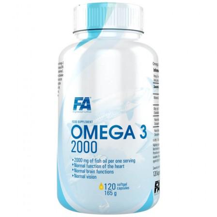 Fa Nutrition Omega 3 2000 120 caps.