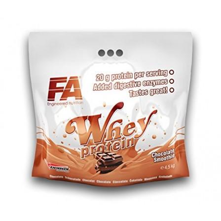 FA Nutrition Wellness Whey Protein 4500 gr.