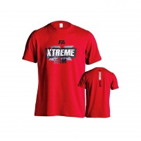 FA Xtreme Team T-shirt Red