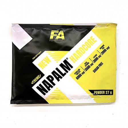 FA Nutrition Xtreme Napalm Hardcore 27 gr. (2 Дози)