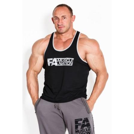 Fa Sportswear Tanktop Black