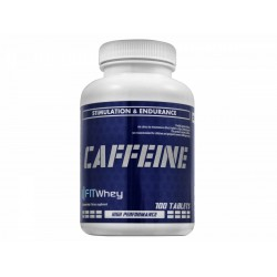 FITWhey Caffeine 100 tabs