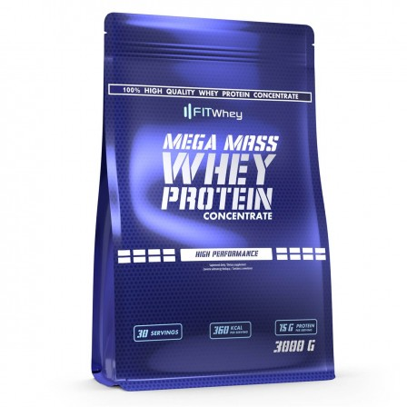 FITWhey Mega Mass Whey Protein 3000 gr.