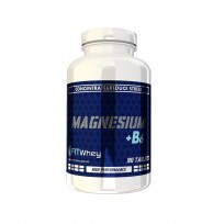 FITWhey Magnesium + B6 90 tabs.