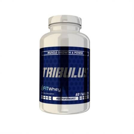 FITWhey Tribulus 1000 mg 60 caps.