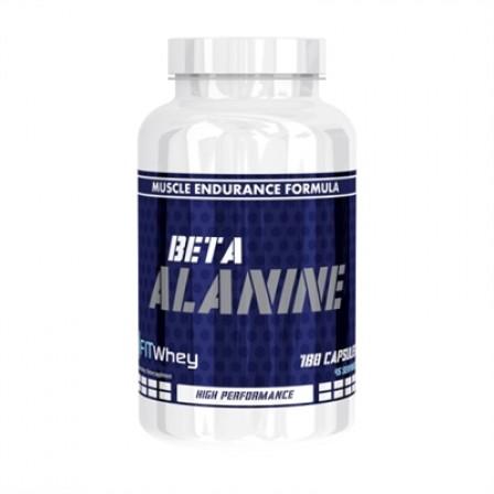 FITWhey Beta Alanine 180 caps.