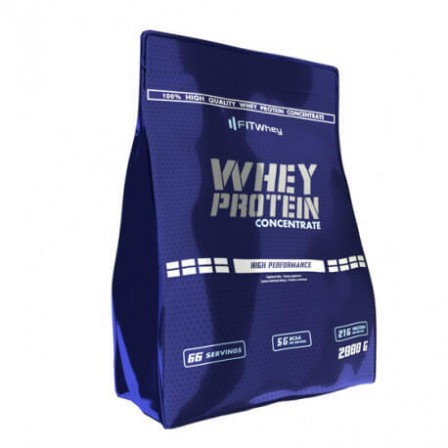 FITWhey Whey Protein Concentrate 2000 gr.