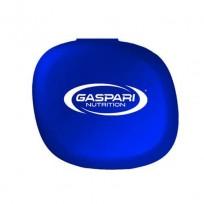 Gaspari Nutrition Pillbox Blue - Кутия за хапчета