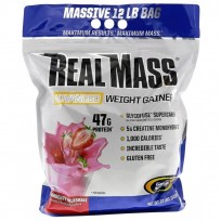 Gaspari Nutrition Real Mass Advanced 5450 gr.