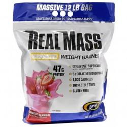 Gaspari Nutrition Real Mass Advanced 5450 gr.
