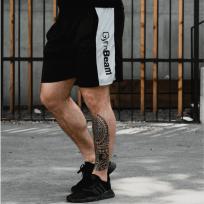 Gym Beam Men's shorts Vertical Black / Шорти