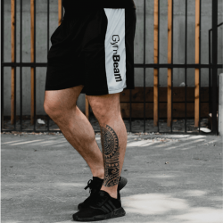 Gym Beam Men's shorts Vertical Black / Шорти