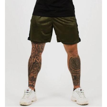 Gym Beam Men's shorts Vertical Military Green / Шорти