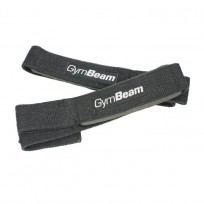 Gym Beam Lifting Straps Black - Фитили